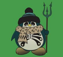 Harold The Penguin One Piece - Short Sleeve