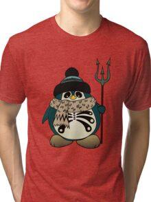 Harold The Penguin Tri-blend T-Shirt