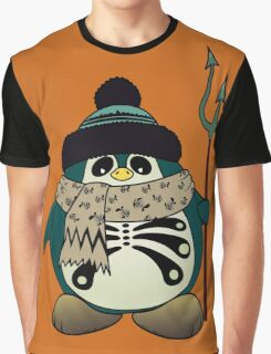 Harold The Penguin Graphic T-Shirt