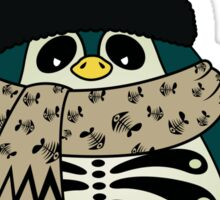 Harold The Penguin Sticker