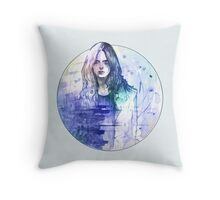 Jessica Jones Throw Pillow