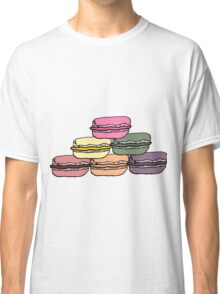 pyramid of macarons Classic T-Shirt