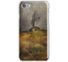 Surviving the elements iPhone Case/Skin