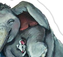 Elephant Dreams Sticker