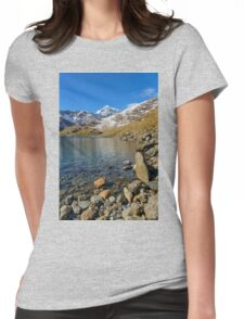 Snowdonia National Park Womens Fitted T-Shirt