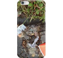 Still Life Rubbish 1 iPhone Case/Skin