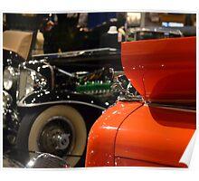 1935 Auburn Boat-tail Speedster Poster