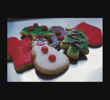Christmas Cookies One Piece - Short Sleeve