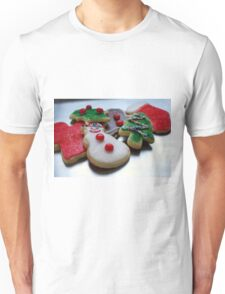Christmas Cookies Unisex T-Shirt