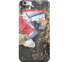 Still Life Rubbish 4 iPhone Case/Skin