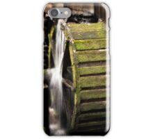 Mill Wheel in Cades Cove iPhone Case/Skin