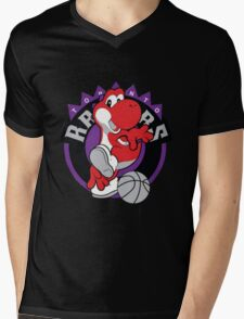 Toronto Raptors Mens V-Neck T-Shirt