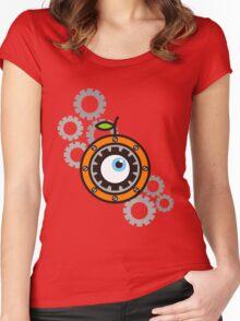 Clockwork Orange Women's Fitted Scoop T-Shirt