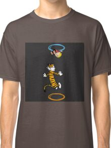 calvin hobbes adventure time Classic T-Shirt