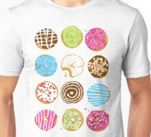 Sweet donuts Unisex T-Shirt