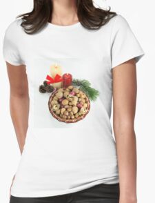Happy Greeting Seasons - get your Good Luck. Womens Fitted T-Shirt