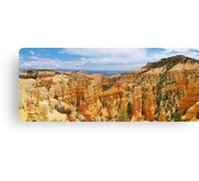 Fairyland Canyon Overlook Canvas Print
