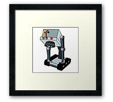 Robo Framed Print