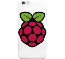 Raspberry Pi Logo iPhone Case/Skin