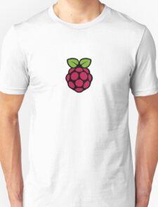 Raspberry Pi Logo Unisex T-Shirt