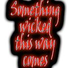 MACBETH, Something Wicked, The Play, Shakespeare, Play, Theater, Play, Second Witch by TOM HILL - Designer