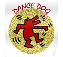 DANCE DOG Poster