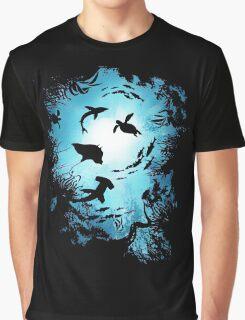 deepness Graphic T-Shirt