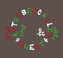 A tribe called quest - ATCQ Baby Tee
