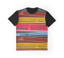 Colourful Oxford Graphic T-Shirt