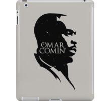 Omar Comin' iPad Case/Skin