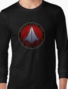 Robotech and logo Long Sleeve T-Shirt