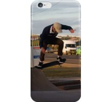 Backside 180 Ollie iPhone Case/Skin