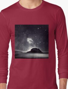 island in the sea of eternity Long Sleeve T-Shirt