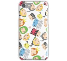Hey! Say! JUMP Mascot Faces iPhone Case/Skin