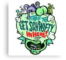 Get Schwifity Canvas Print