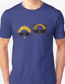 calvin and hobbes sunglasses Unisex T-Shirt