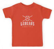 Lebeau's Card Room - New Orleans, LA Kids Tee