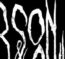 Arson&Chill Sticker