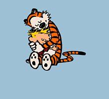calvin and hobbes sleeping Unisex T-Shirt