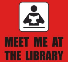 Meet Me At Library One Piece - Short Sleeve