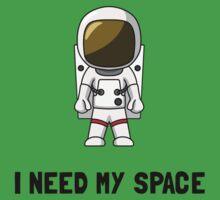 Need My Space Kids Tee