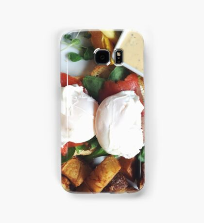 Eggs Benedict Samsung Galaxy Case/Skin