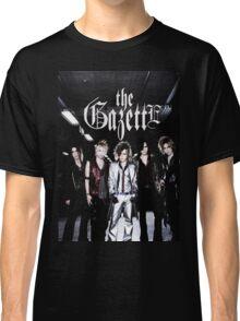 The Gazette Band 4 Classic T-Shirt