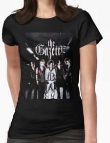 The Gazette Band 4 Womens Fitted T-Shirt