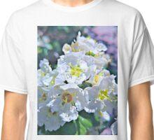 Beautiful White Flowers Classic T-Shirt