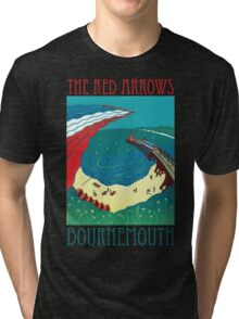 Red Arrows, Bournemouth Tri-blend T-Shirt