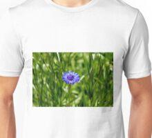 Blue Cornflower Unisex T-Shirt