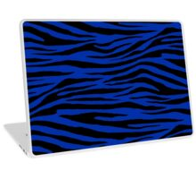 0322 International Klein Blue Tiger Laptop Skin