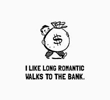 Romantic Walk To Bank Unisex T-Shirt