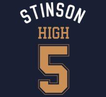 STINSON HIGH 5 by freakysteve